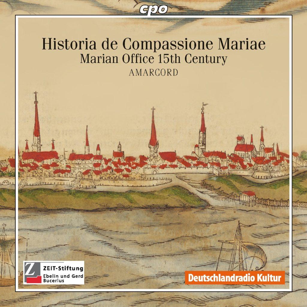 CD-Cover - Marienoffizium