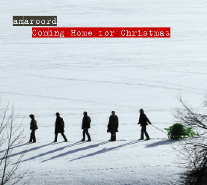 CD-Cover - Coming Home for Christians