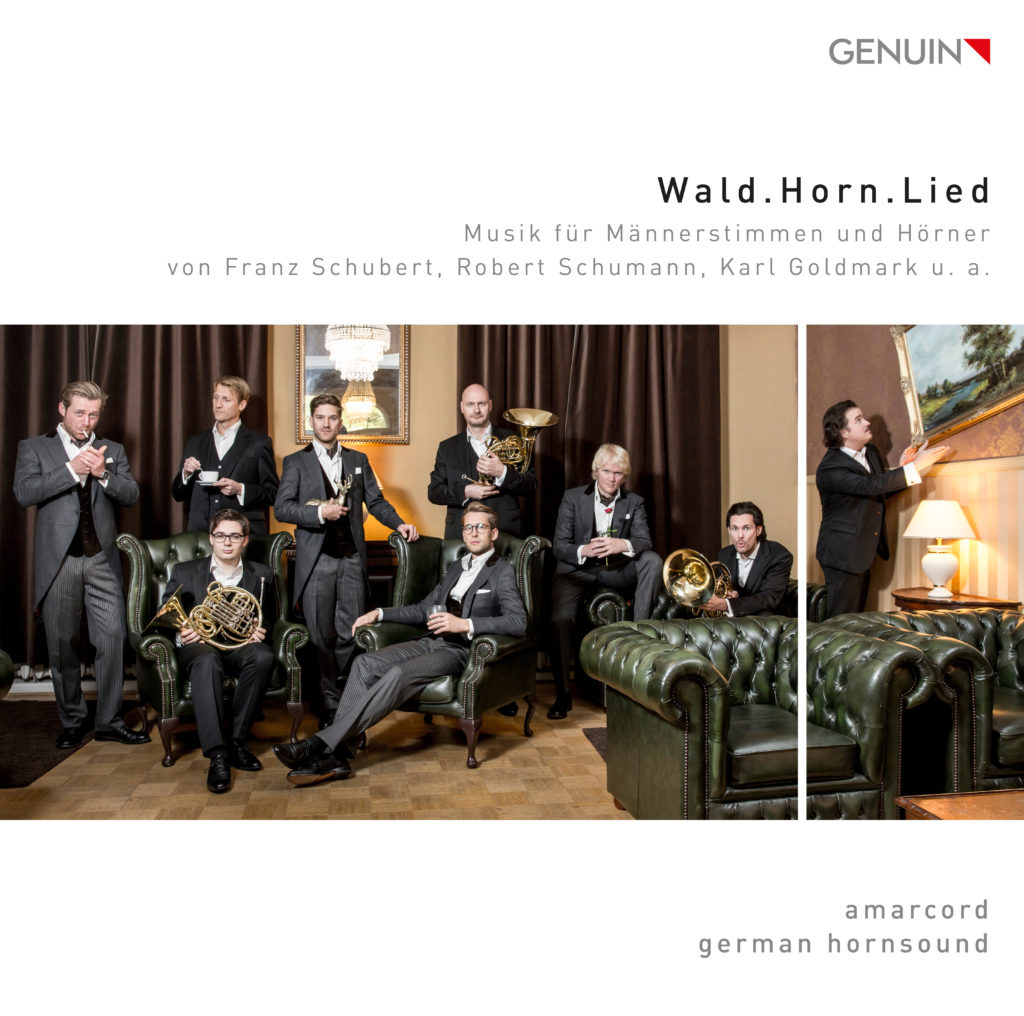 CD-Cover - Wald.Horn.Lied