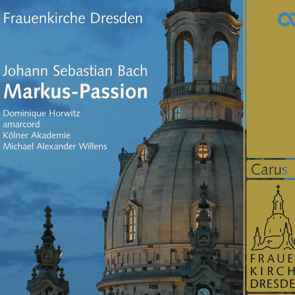 CD-Cover - Markus Passion
