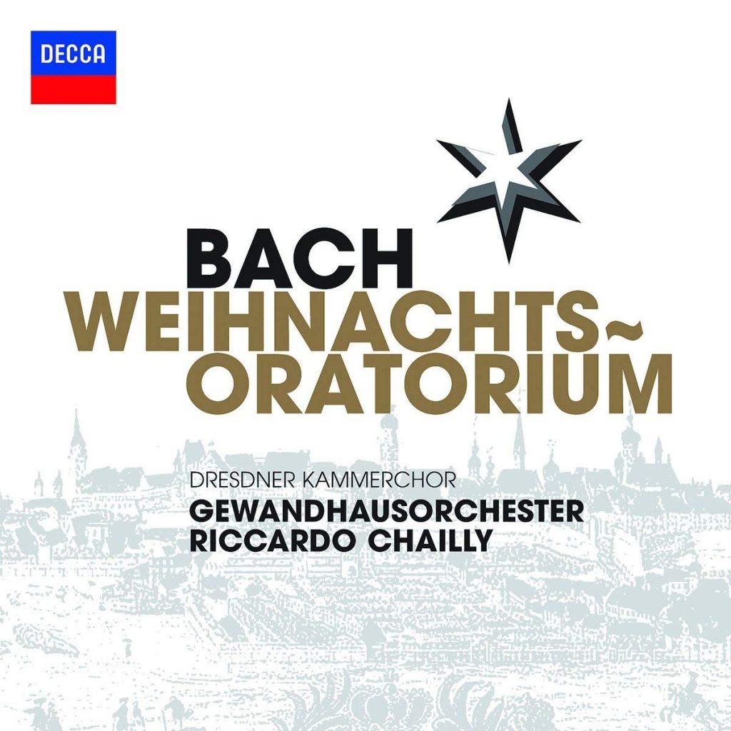 CD-Cover Bach Weihnachtsmarkt-Oratorium