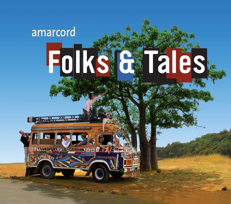 CD-Cover Folks & Tales