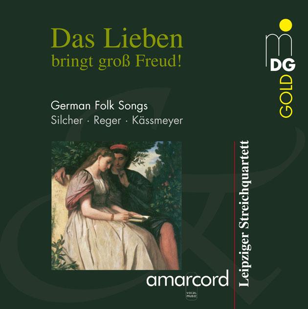CD-Cover - Das Lieben bringt große Freud!
