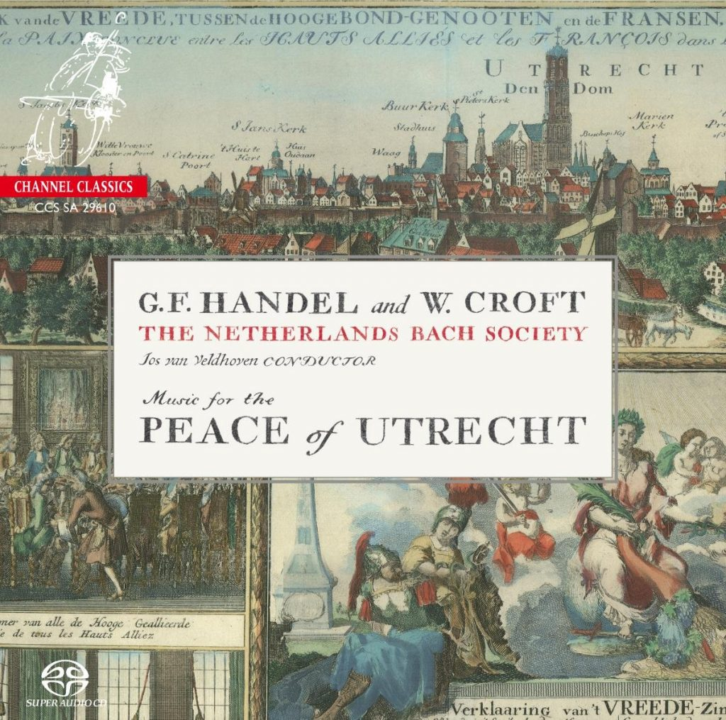 CD-Cover Peace of Utrecht