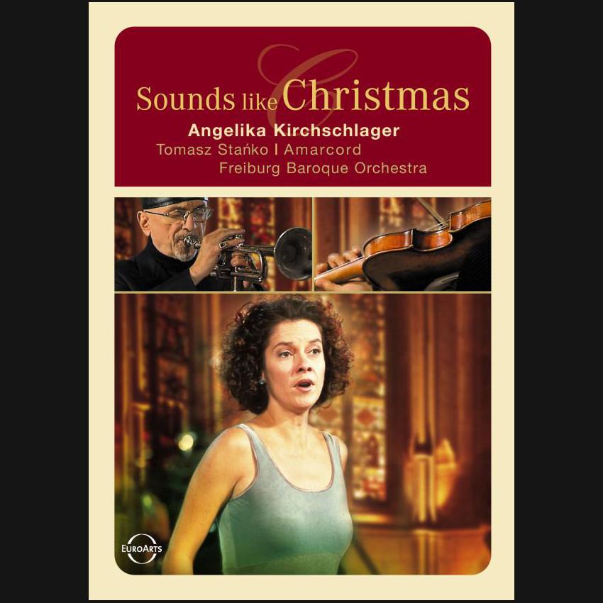 DVD-Cover - Sounds like Christmas