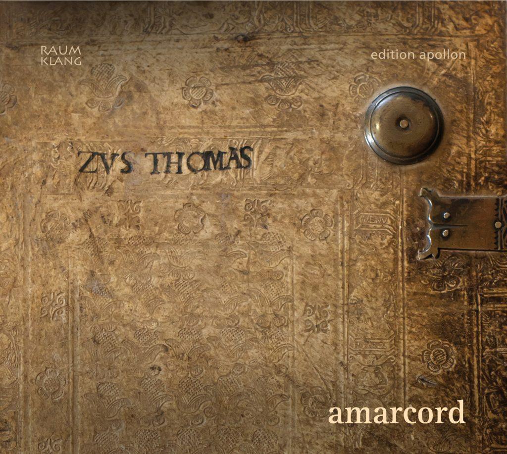CD-Cover zu s. Thomas