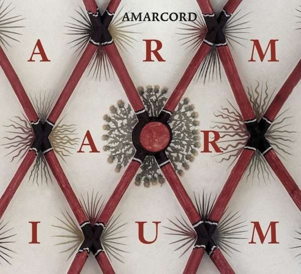 CD-Cover - Amarium