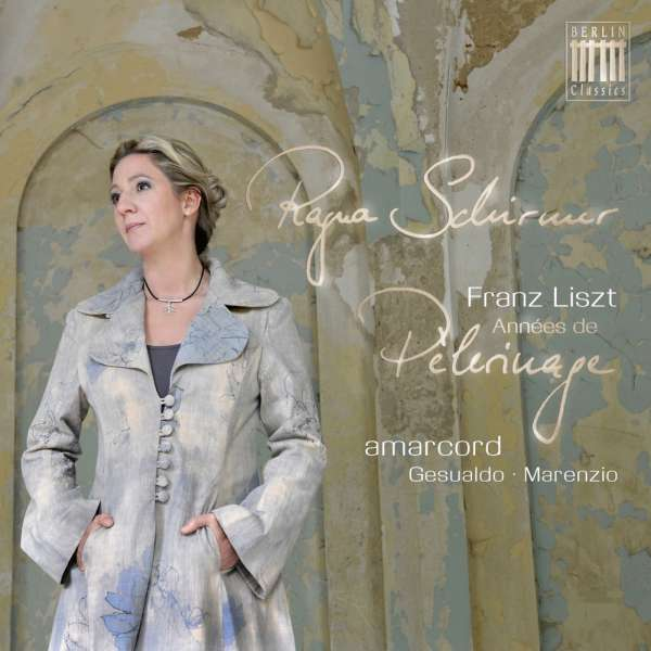 CD-Cover - Franz Liszt