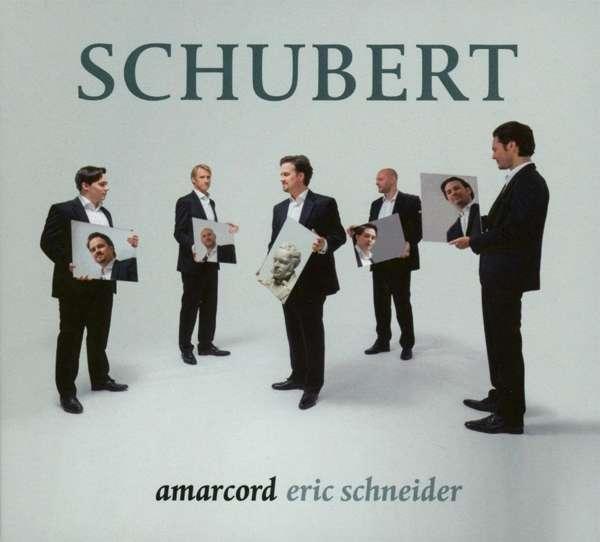 CD-Cover - Schubert