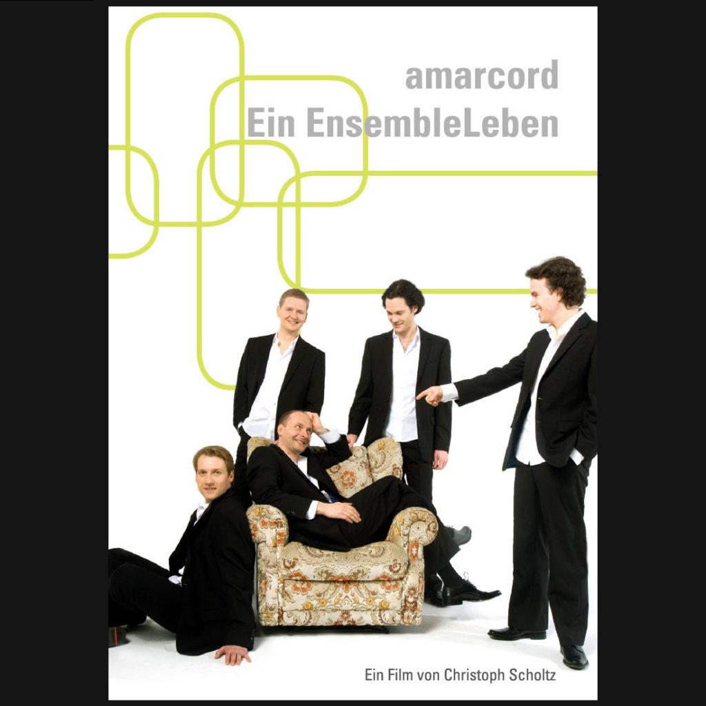 DVD-Cover Ein EnsembleLeben