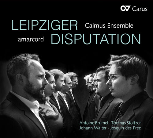 CD-Cover Leipziger Disputation